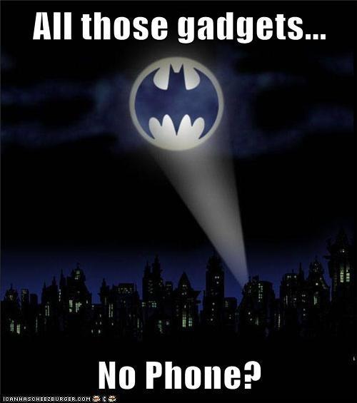 Bat signal batman jerk phone Super-Lols - 5555760896