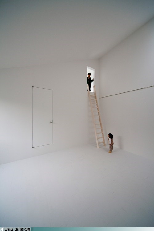 kids,ladder,playroom,stark,white