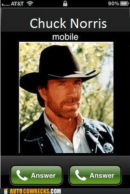 call chuck norris chuck norris joke Hall of Fame - 5558013696