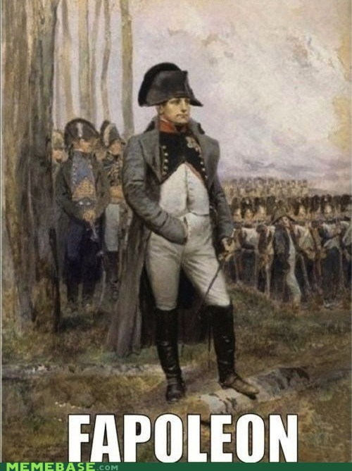 bonerpart france gross Lame Pun Coon napoleon repost what - 5558174208
