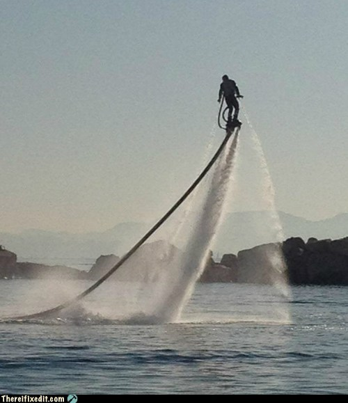 awesome jet pack neat not a kludge