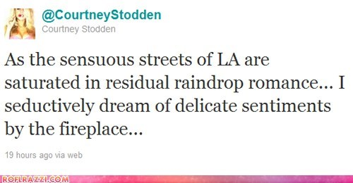 Courtney Stodden eww funny gross tweet twitter - 5558574336