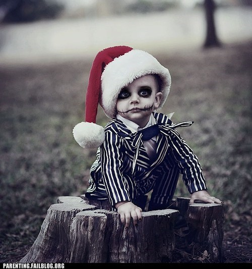 christmas,costume,creepy,halloween,Parenting Fail,parenting WIN,toddler