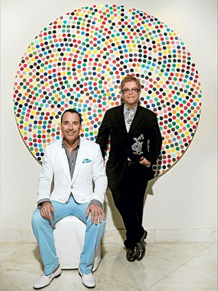 david furnish,elton john,Lifestyle of the Rich and Famous,rich and famous real estate of the day
