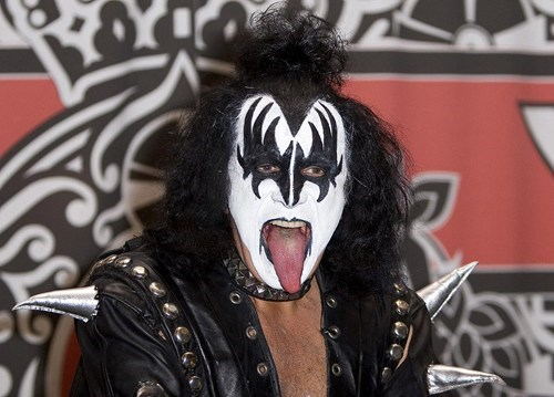 anonymous,arrest,ddos attacks,Gene Simmons,Nerd News