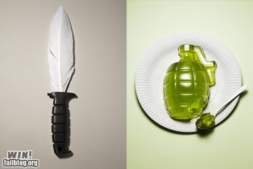 art,clever,dangerous,food,tricky,weapon