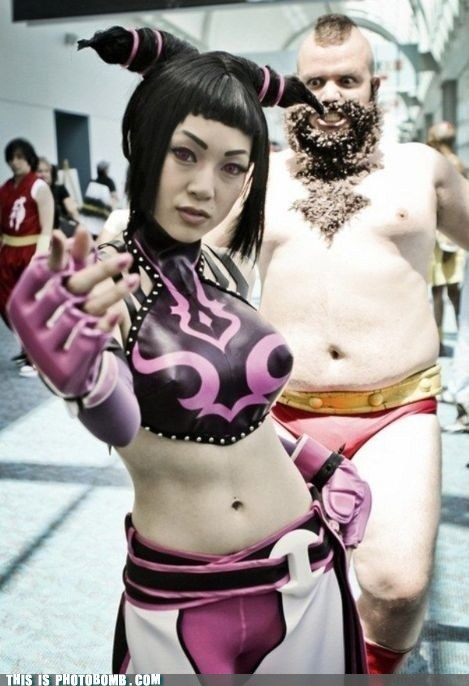 best of week cosplay costume Terrifying zangief