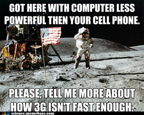 astronaut cell phone Memes Rocket Science unimpressed - 5559470336