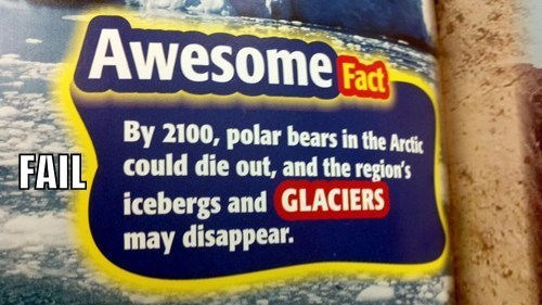 awesome Death polar bears science wtf
