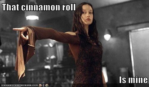 cinnamon roll,Firefly,mine,river tam,summer glau,that