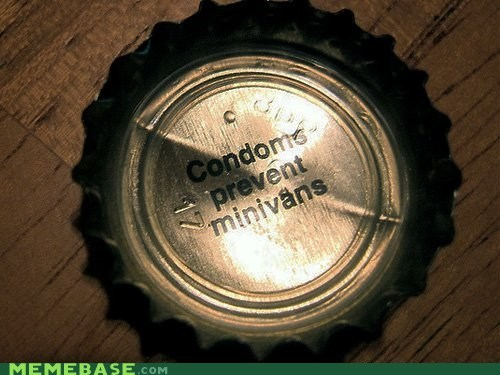 beer condoms IRL minivans - 5561090816