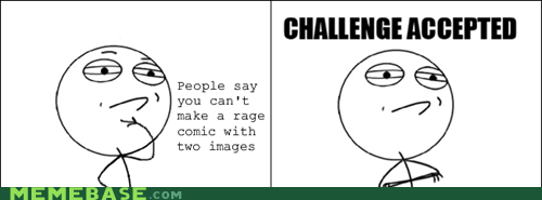 best of week meta Rage Comics two panels - 5561687552