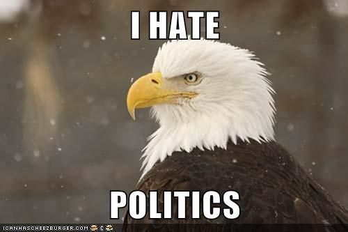 america,bald eagle,best of the week,boring,do not want,Hall of Fame,no thank,political,politics,Pundit Kitchen