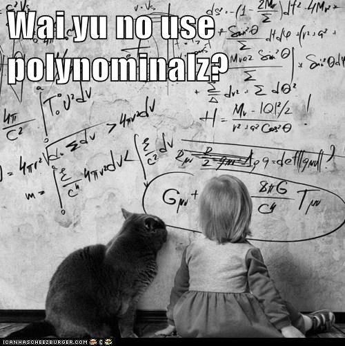 caption captioned cat child helping homework human math no polynomials question use why - 5563709696