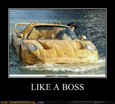 amphibious,car,Pure Awesome,wood