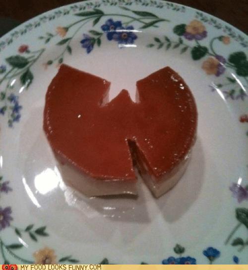 baker dessert flan pun Wu-Tang Clan - 5563932416