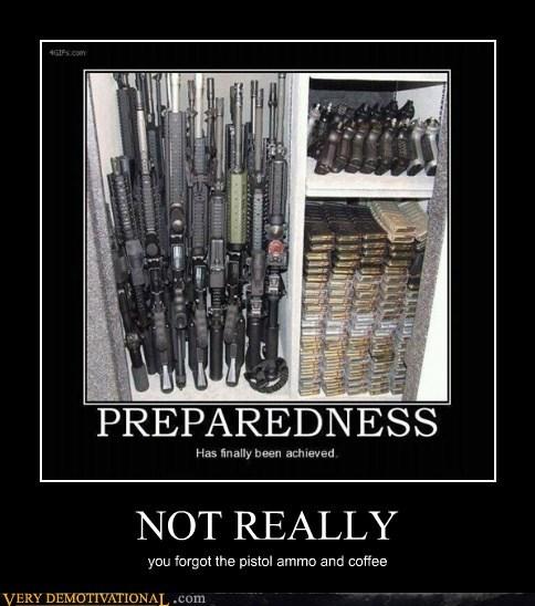 prepared ammo coffee funny pistols - 5564005888