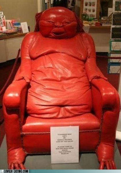 buddha,chair,freaky,leather,squishy