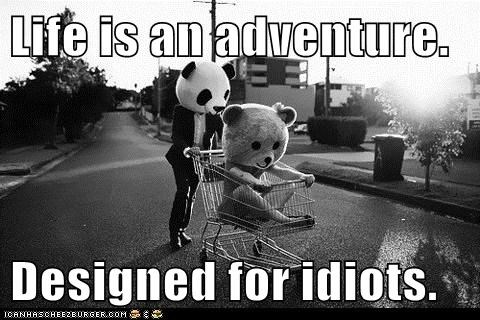 adventure,idiots,weird kid