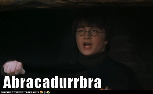abra are you a wizard best of week Harry Potter magic Movies and Telederp - 5564367360