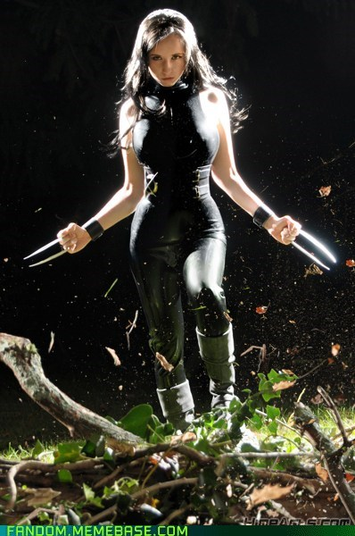 cosplay marvel X23 xmen - 5564504832