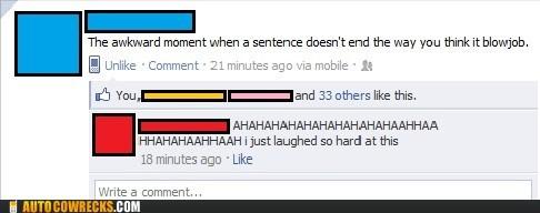 autocorrect blowjob classic copypasta facebook failbook meme