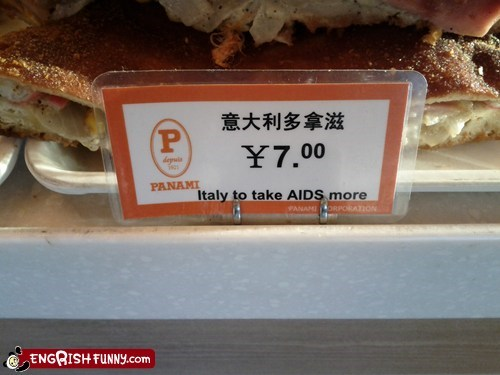 aids,Italy,not sure if racist,racism