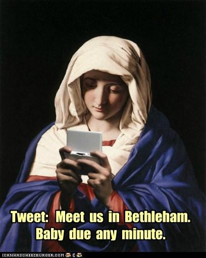 best of the week bethlehem christmas first christmas Hall of Fame jesus mary tweet tweeting - 5566425344