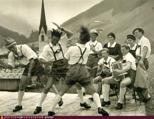 bavarian german lederhosen wtf - 5567786752