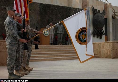 barack obama george w bush iraq political pictures soldiers war in iraq - 5567791872