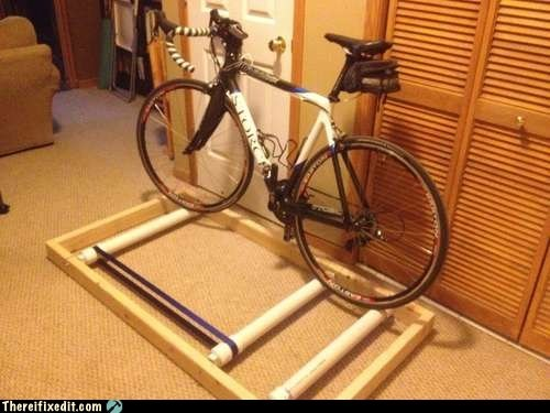 bicycle,DIY,not a kludge,PVC
