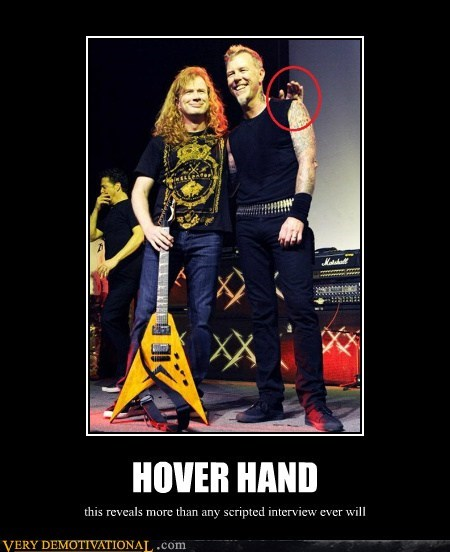 band hilarious hover hand wtf - 5568232448