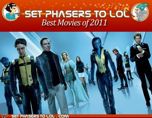 2011 best of the year Harry Potter harry potter and the deathly hallows jake gyllenhaal movies rise of the planet of the apes source code tom felton twilight