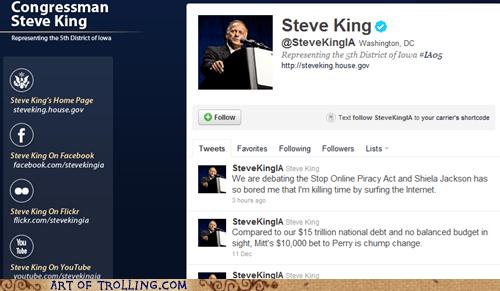 Congress SOPA steve king wtf - 5568708352