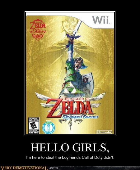 boyfriends cod hilarious legend of zelda wtf