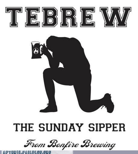 beer booze news broncos denver drinking football microbrew sports tim tebow