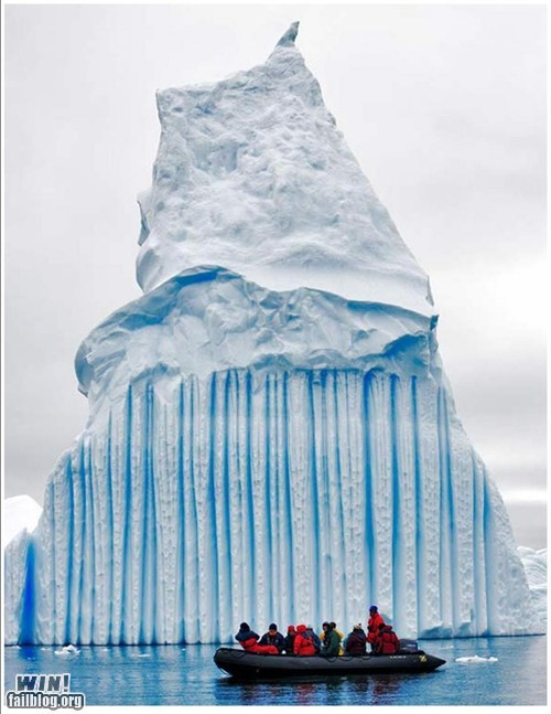 ice mother nature ftw titanic - 5569021952