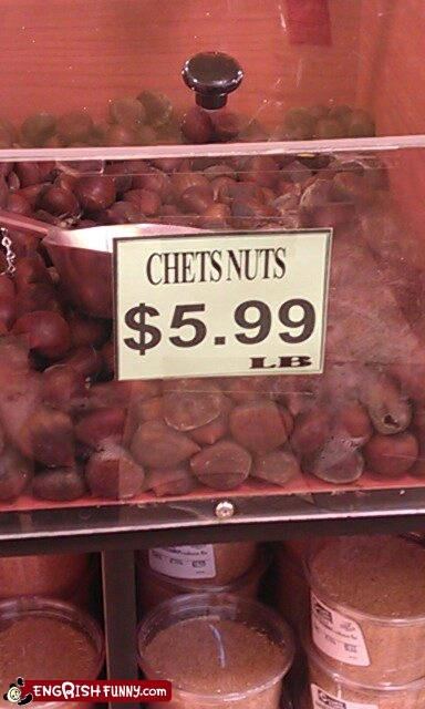 cannibalism,chet nuts,poor chet