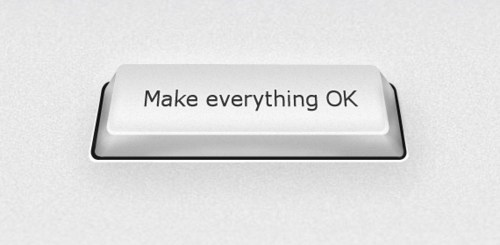 Make Everything OK,single-serving site