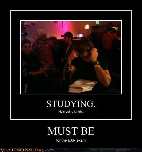 bar,hilarious,studying,test,wtf