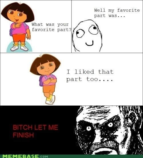 cartoons,dora,explorer,kids,Rage Comics,swiper