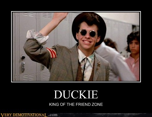 breakfast club duckie friend zone hilarious john hughes - 5569879296