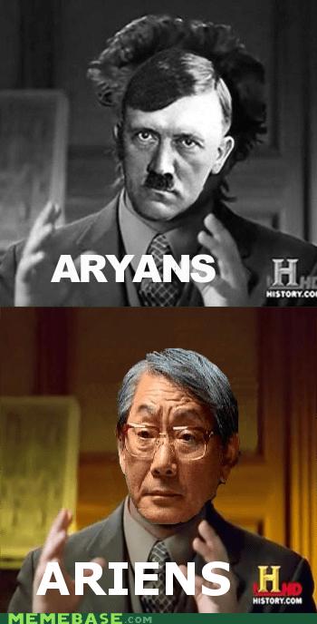 Aliens ancient aliens aryans asians - 5569920256