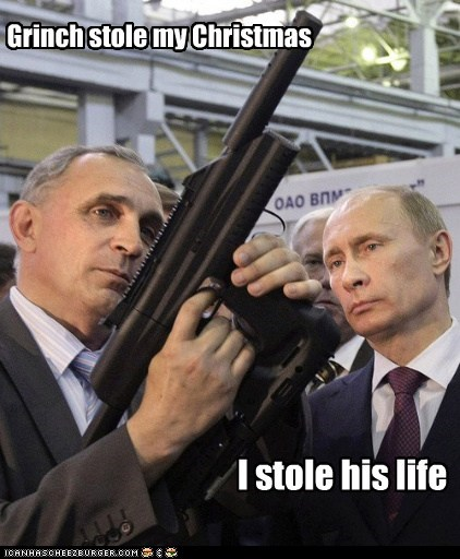 grinch Hall of Fame political pictures Vladimir Putin - 5569985280