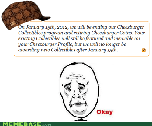 cheezburger collectibles goal Okay Sad - 5570085376
