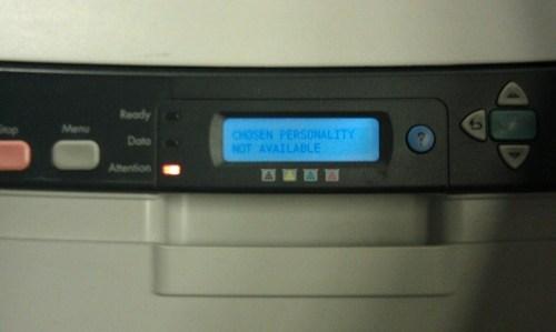 2001 a space odyssey HAL 9000 printers skynet - 5570551808