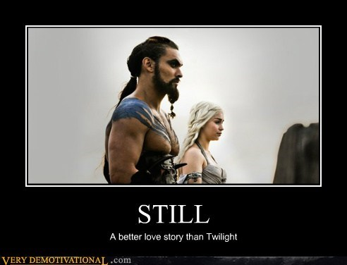 Game of Thrones hilarious love story twilight - 5570577408
