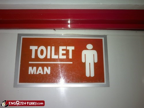 bathroom,new brand of superhero,toilet man