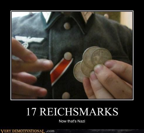 gangsta hilarious nazi reichsmarks - 5572358400
