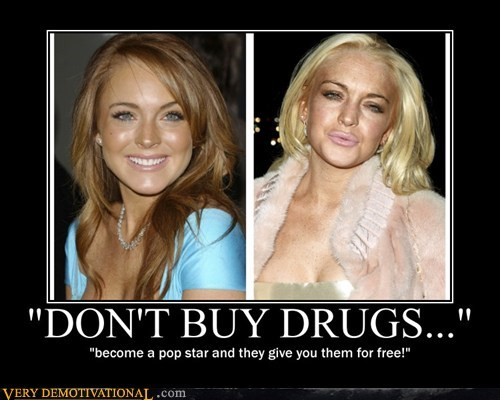 Lindsay Lohan, before & after